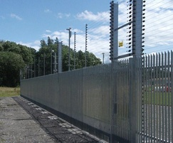 Stronguard™ - high security steel palisade fencing