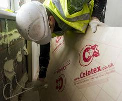 Celotex: Performance achieved by Orion homes with PL4000