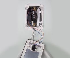 Direct Flush infrared sensor