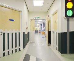 Acrovyn® Sheet, Royal Oldham Hospital