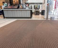 Pediluxe entrance mats - retail application