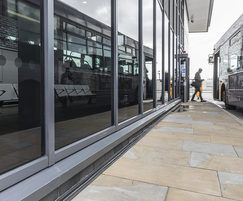 CS expansion joint covers for bus interchange