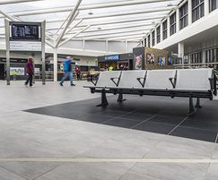 Expansion joint covers at Bolton Interchange
