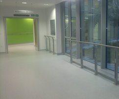 HRSS6C Handrail at Pembury Hospital