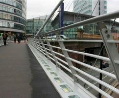 Bespoke bridges can be designed to suit all budgets