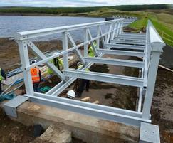 FRP - strong, durable, low maintenance and lightweight