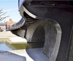 Bespoke steel bridge, Hungerford Kennet & Avon Canal