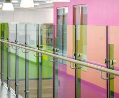 Mono balustrade system