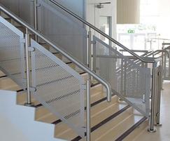 Image 3HiMet balustrade system