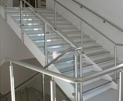 Image 4HiMet balustrade system