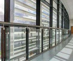 HiMet balustrade system