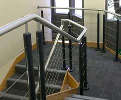 Image 2HiMet balustrade system