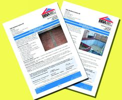 Delta Membrane Systems: Damp proofing duo qualities recognised by BBA