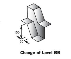 Change of Level BB