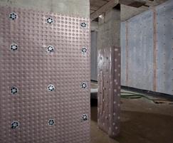 DELTA® PT waterproof membrane