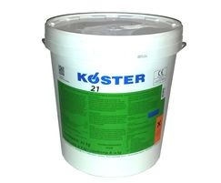 KÖSTER 21 liquid applied waterproof material