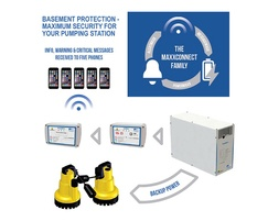 The MAXXConnect family for basement protection