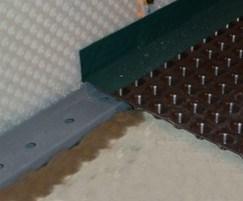 Basement waterproofing, Delta MS20, Delta MS500