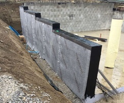 Combined waterproofing system