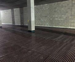 DELTA® MS20 - 20mm cavity damp-proofing floor membrane