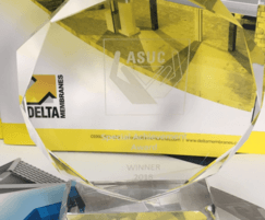 Delta Membrane Systems: 2018 ASUC Award for Women of Waterproofing initiative
