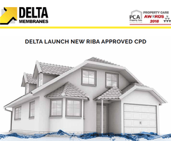 Delta Membrane Systems: Delta launches new RIBA-approved Flood Resilience CPD