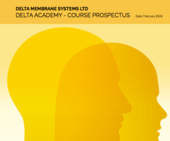 Delta Membrane Systems: New Training Prospectus from Delta Membrane Systems
