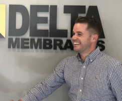 Delta Membrane Systems: New Structural Waterproofing Consultant at Delta