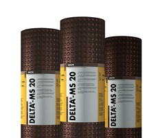 DELTA® MS 20 20mm cavity membrane for floors and walls