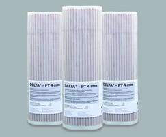 DELTA® PT Slimline 4mm meshed damp proof membrane