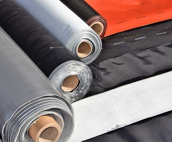 Ground gas protection and waterproofing systems