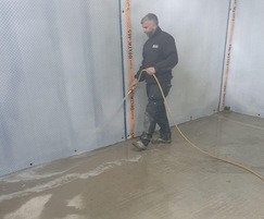 Structural waterproofing solution for basement