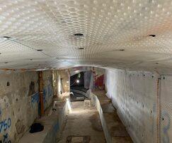 Existing basement waterproofing 1200x1500