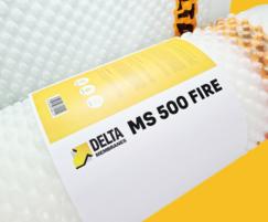 MS 500 fire-retardant structural waterproofing membrane