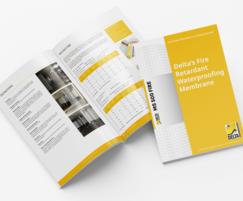 Delta Membrane Systems: Delta launches new MS Fire Retardant brochure