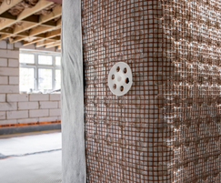 Waterproofing solution for private home