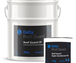 Delta Membrane Systems: Delta launches Roof Guard liquid waterproofing system
