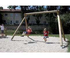 ibondo Eagle 2 double swing installation