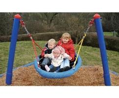 minimondo Daisy Swing with nest seat