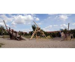 eibe ibondo Sand Wreck complete play structure