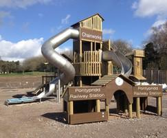 eibe Play Ltd: Welsh landmark refurbishment nears completion