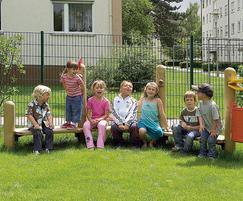 eibini Arena children's seating