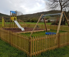 Play area - Somerset country pub