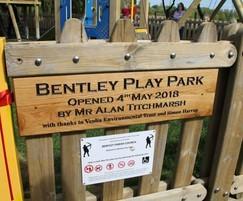 Bentley Play Park