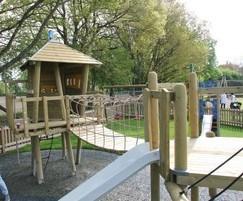 Multiplay unit - Bentley Play Park