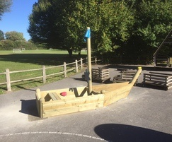 Dinghy Play Boat
