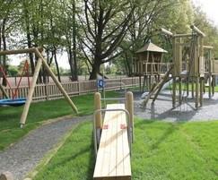 eibe Play's new park