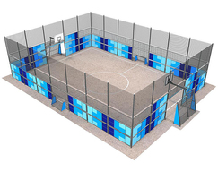MUGA City - multiple sports games area package