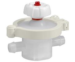 GEMÜ SUHK SUMONDO single-use manual diaphragm valve