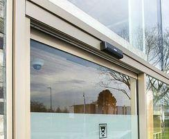 Door operators for Bannockburn Visitor Centre